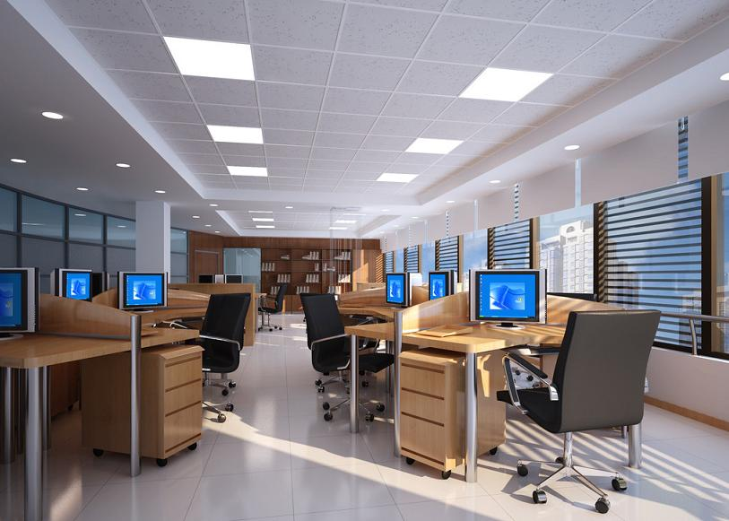 office lighting design zonlicht led dimmable